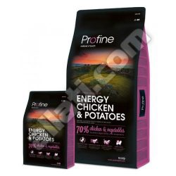 Profine Energy Chicken&Potatoes 15kg