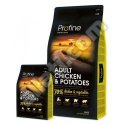 Profine super prémium Adult medium Chicken&Potatoes 15kg