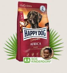 Happy Dog Supreme Sensible - Africa 12,5kg