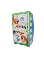 Fipromax Spot-On M-es rácsepegtető oldat kutyáknak A.U.V. 10-20kg. , 1db ampulla