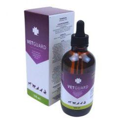 Ingyenes szállítással : Vetguard oldat 120ml hatóanyag : N,N-dimetilglicin (DMG) 125 mg/ml