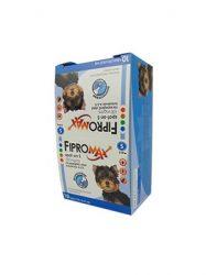 Fipromax Spot-On S-es rácsepegtető oldat kutyáknak A.U.V. 2-10kg. , 1db ampulla