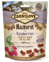 Carnilove Makrela & Raspberry- Markéla Hússal és Málnával 200g