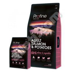 Profine super prémium hypoallergén adult salmon 15kg