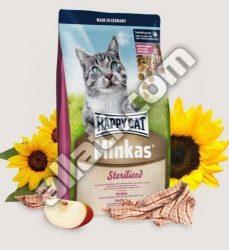 Ingyenes szállítással : Happy Cat minkas sterilized 10kg.