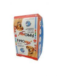Fipromax Spot-On L-es rácsepegtető oldat kutyáknak A.U.V. 20-40kg. , 1db ampulla