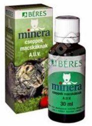 Minera Béres táplálékkiegészítő csepp macskának 30 ml