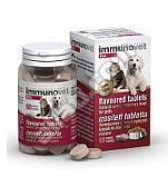 Immunovet Pets izesitett jutalomfalat 60szem. (10ttkg-ként 1 tabletta. ).