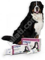 Fypryst  4,02 ml (40kg felett) kutya 1 pipetta Hatóanyag: Fipronil Termék