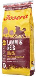 C+C : Josera Lamb & Rice 15kg , Bolti átvételre érvényes akció