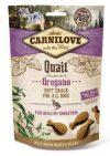 Carnilove Dog Semi Moist Snack fürj oregánóval 200g