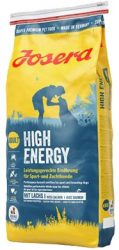 Kedvezményes stállítással : Josera High Energy 30/21, 15kg