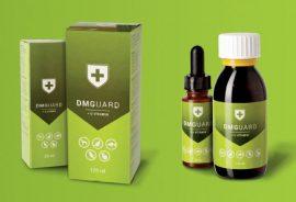 DMGuard immunerősitő 120ml.Aktív hatóanyag : 125mg/ml
