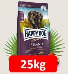Kedvezményes szállítással : Happy Dog Supreme Ireland (Irland)   12,5kg. Sensibile