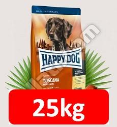 Happy Dog Supreme Toscana 12,5kg Sensibile