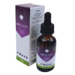 Kedvezményes szállítással  : Vetguard oldat 30ml hatóanyag : N,N-dimetilglicin (DMG) 125 mg/ml